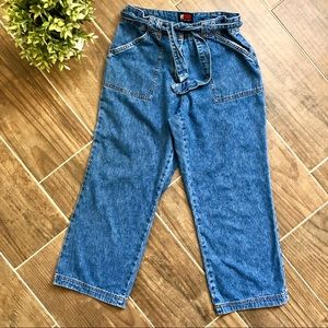 Size 8 Cropped jeans